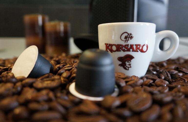 Quale caffè utilizziamo per le nostre capsule e cialde?